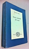 Manuele Padoa Storia naturale del sesso Einaudi 1950
