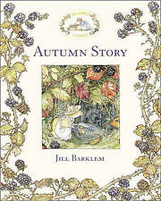 Brambly Hedge - Autumn Story by Jill Barklem | Hardcover Book | 9780001837393 |