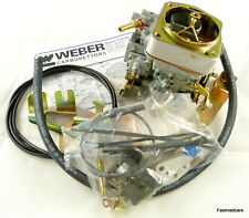 WEBER GENUINE NEW 32/34 DMTL CARBURETTOR NISSAN PICK-UP 1952cc(Z20) 1986on