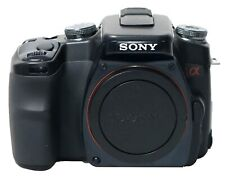 Sony Alpha 100 black FACTICE genuine factory dummy for display only