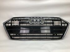 AUDI A7 SLINE  OEM 2017 2020 FRONT BUMPER MAIN GRILL WITH PCD HOLES 4K8853651