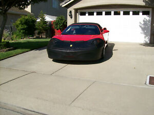 Ferrari F430 -2005-2009 -Black Bra