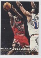 1993-94 Topps Stadium Club #169 Michael Jordan Chicago Bulls Basketball Card
