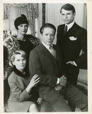 PETER STRAUSS SAM NEILL SUSAN BLAKELY RICH MAN POOR MAN 1976 ABC TV PHOTO