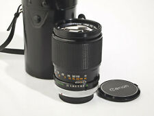 Canon FD 2.5 / 135mm Lens - mint-