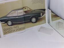 FIAT 124 SPORT COUPE 67/ 69 - TRASPARENTE FANALE POSTERIORE AMBO I LATI BIANCO