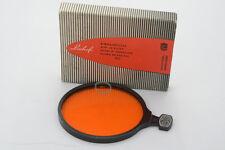 Linhof Orangefilter Einsteck 70mm