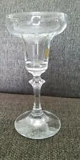 Schott Zwiesel Lead Crystal Candle Holder From Germany Vintage