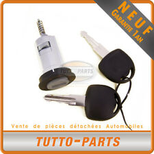 Barillet Serrure Neiman Opel Astra F G Corsa Meriva Tigra Zafira 93172805 913694