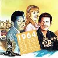 (CD) Die Stars Die Hits Die Facts 1964 - Johnny Rivers, Roy Orbison,Manfred Mann