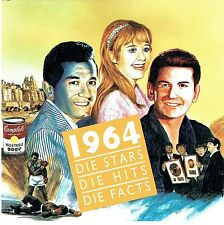 (CD) Die Stars Die Hits Die Facts 1964 - Johnny Rivers, Roy Orbison,Manfred Mann