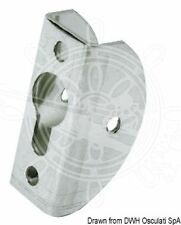 Osculati 22mm U Plate Designed for Mounting Platforms and Ladders