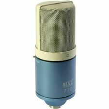 MXL 770 Small Diaphragm Condenser Microphone (limited edition sky blue version)