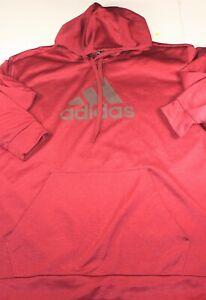 Men's Adidas Hoodie Pullover 3XLT 29 x 31 XXXLT
