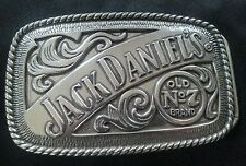 JACK DANIEL'S OLD NUMBER NO. 7 BRAND BELT BUCKLE
