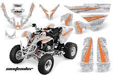 ATV Graphics Kit Quad Decal Wrap For Polaris Predator 500 2003-2007 CONTEND O W