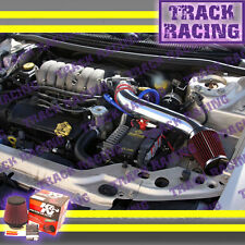 95-00 DODGE STRATUS CHRYSLER SEBRING CIRRUS V6 LONG AIR INTAKE KIT+K&N Red 2