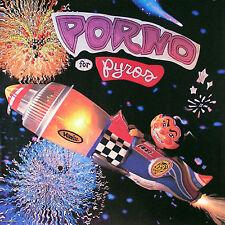 Porno For Pyros 1993 Self Titled Album Original Promo Poster