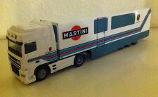 """Decal für Sattelzug """" Porsche Martini Racing """"  1/87 Eigenbau"""