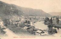 Besançon - L'Usine à Gaz et la Vallée de Casamène - DOUBS