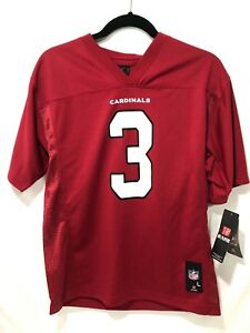 OUTERSTUFF NFL ARIZONA CARDINALS JERSEY YOUTH L 14/16 #03 CARSON PALMER ON FIELD