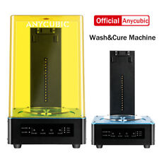 2020 New ANYCUBIC 2 in 1 Wash & Cure Machine for LCD Photocuring 3D Printe