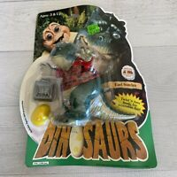 New Dinosaurs ABC/Disney TV Show Action Figure Toy> Earl Sinclair