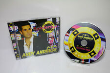 Andy Adress - Spielertyp | MUSIK CD