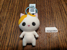 Purrfect Pets Cat Figural Keyring 3 Inch Exotic Shorthair
