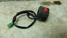 03 ZR ZRX 1200 ZR1200 ZRX1200 Kawasaki right hand control switch starter button