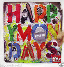 HAPPY MONDAYS - BEST OF SUNDAY STAR PROMO MUSIC CD(FREE UK POST)