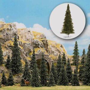 Busch (HO) #6472 Pine Trees (60) Pieces VARIOUS SIZES - NIB