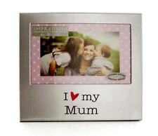 I Love Mum 6 x 4 Photo Frame Gift FA518M