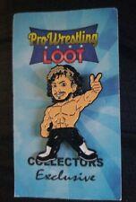 Kenny Omega Lapel Pin Pro Wrestling Loot Exclusive AEW ROH NJPW Elite