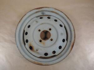 OEM Triumph TR3 TR4 15x4 Steel Wheel Sankey 4Jx15L Original Part