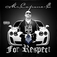 Mr Capone E, Mr Youngster, Mr Criminal , Snapper, Wicked Minds, - For Respect [N