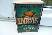 BUCH DIE INKAS ANTOINE B. DANIEL HISTORISCHER ROMAN TASCHENBUCH HISTORISCH BOOK
