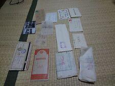 WW2 Japan bankbook life insurance Military CASE MEDAL PIN BADGE ARMY NAVY BADGE