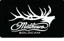 Mathews elk decal 70072