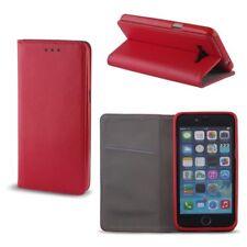 ^ Flip Handy Tasche Hülle Etui Case SMART Asus ZenFone 4 Selfie Pro ZD552KL Rot