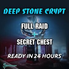 ( Deep Stone Crypt ) Beyond Light / First Week /Xbox/ps4) -Pc Vía Cross Save