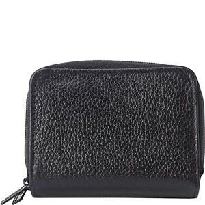 New Buxton Womens High Quality Leather Wizard Wallet ID Card Holder Coin Purse