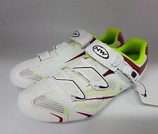 Northwave Starlight SRS Women's Cycling Road Shoes Size 37 White Fuchsia