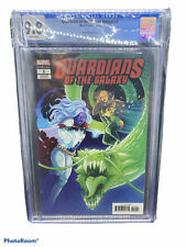 Marvel Guardians Of The Galaxy Annual 1 Variant CGC 9.8 1 Of 3 Graded Copies