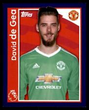Merlin's Premier League 2018 - David De Gea Manchester United No. 192