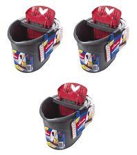 3pz VILEDA REVOLUTION SUPERMOCIO sistema lavapavimenti con secchio strizzatore