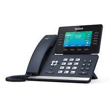 Yealink SIP-T54S 16 Line VoIP IP Media Phone Color LCD BT USB Dual Gigabit PoE