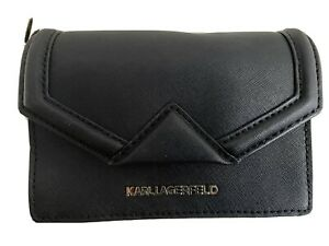 Karl Lagerfield Black Mini Bag