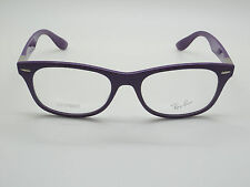 971809fa5d NEW Authentic Ray Ban RB 7032 5437 LITEFORCE Purple 50mm RX Eyeglasses