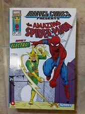 "Spider-Man & Electro Marvel Legends Retro 3.75"" Action Figures,  Pulse Exclusive"